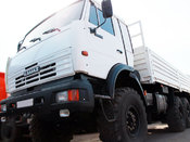 Бортовой грузовик КАМАЗ-43118-013-10 (6x6)