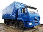 Бортовой грузовик КАМАЗ-65117-23 (Евро-4)