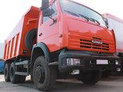 Самосвал КАМАЗ 65115-026 (15 тонн)