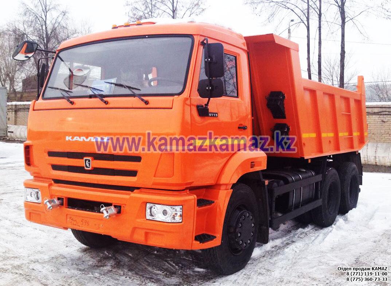 KAMAZ 65115-6057-23