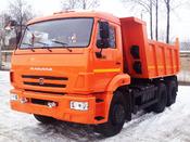 Самосвал КАМАЗ 65115-23 (Евро-4)