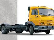Шасси КАМАЗ-4308-А3 (4х2)