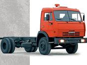Шасси КАМАЗ-43253 (4х2)
