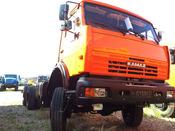 Шасси КАМАЗ-53228 (6х6)