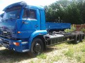 Шасси КАМАЗ-65117 (6х4)