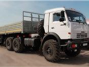 Седельный тягач КАМАЗ-44108 (6х6)