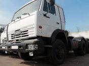Седельный тягач КАМАЗ-54115-010-15 (6x4)