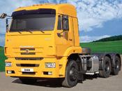 Седельный тягач КАМАЗ-6460-73 (Евро-4)