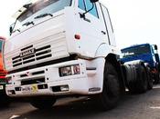 Седельный тягач КАМАЗ-65116-019 (6x4)