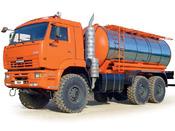 Цементовоз 56688К-01 (АЦЦ-15)