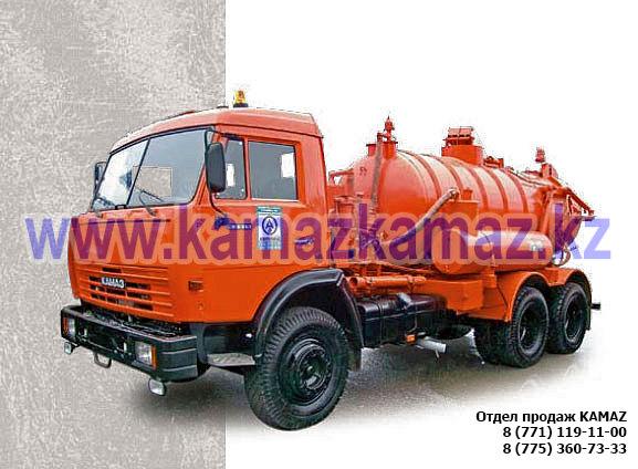 KAMAZ КО-507АМ